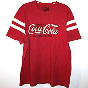 Vintage XL Coca-Cola red T-Shirt